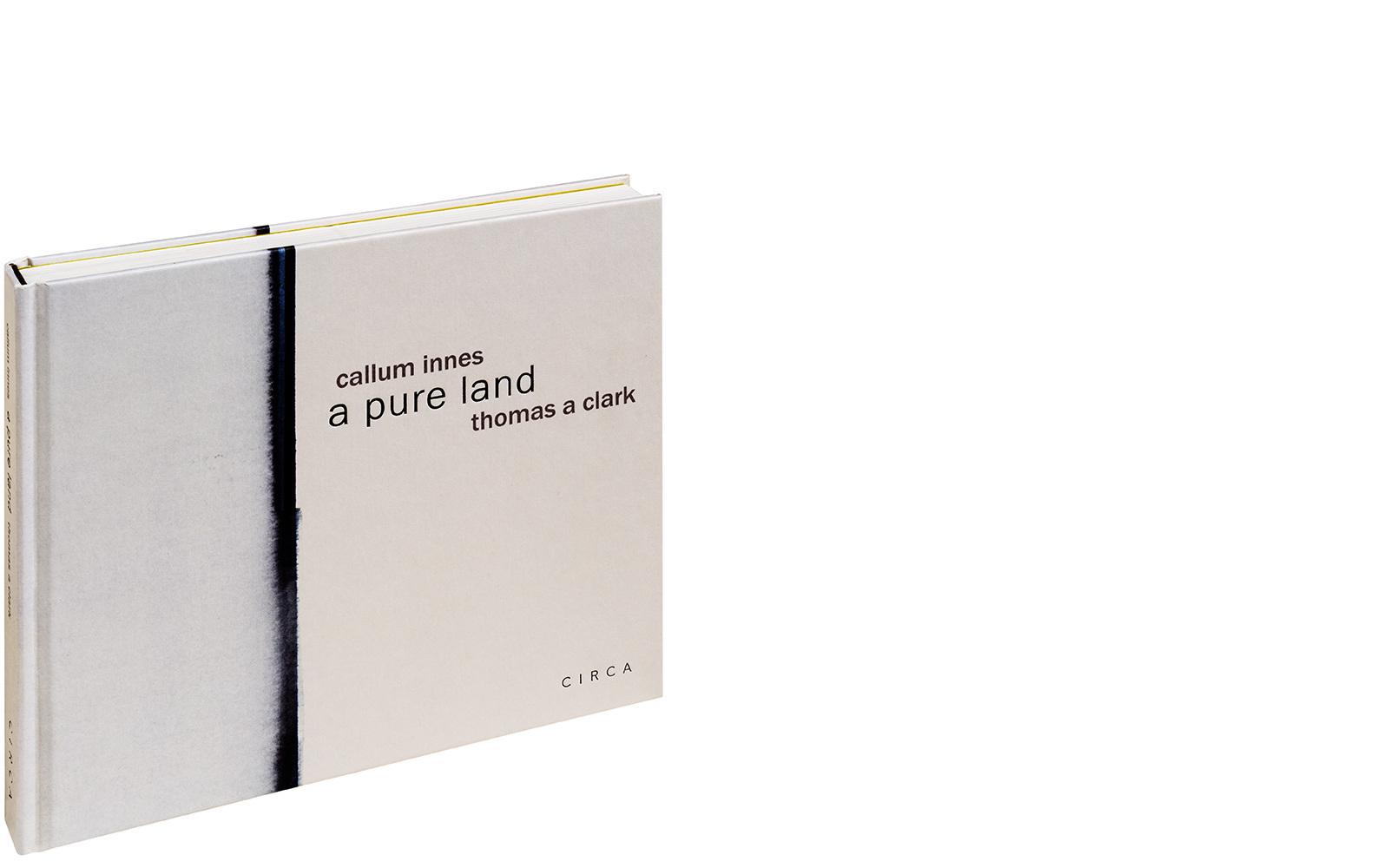 Callum Innes – a pure land cover