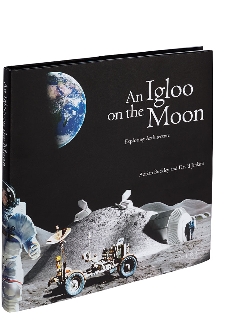 An Igloo on the Moon cover