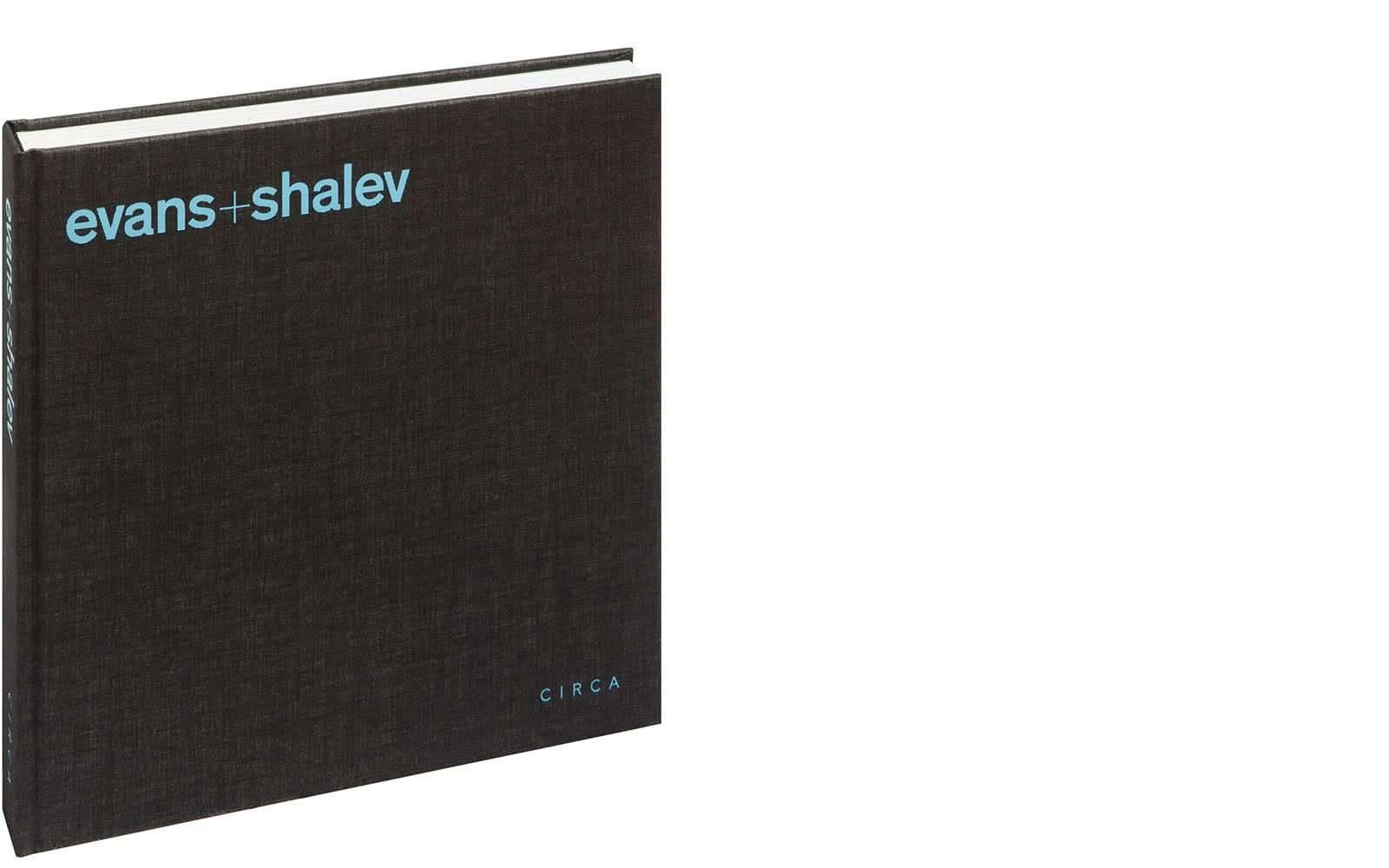 Evans + Shalev cover