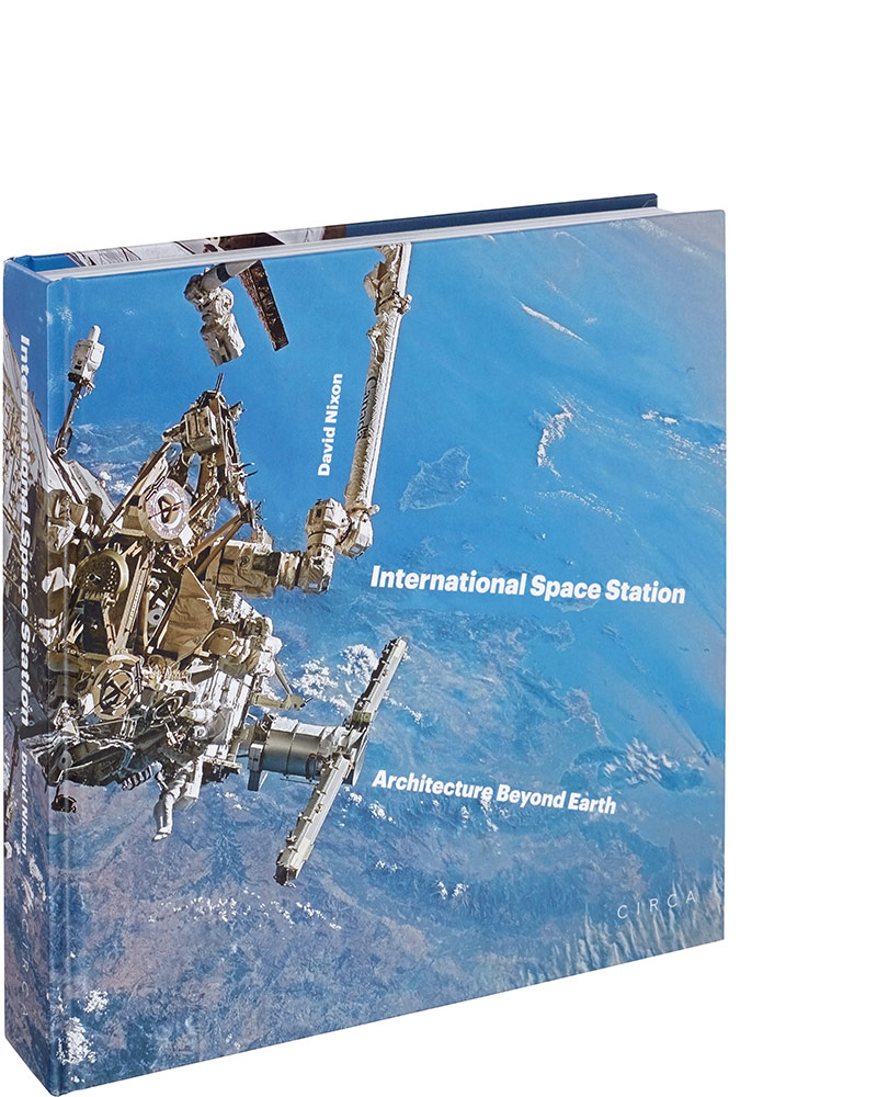 International Space Station cover