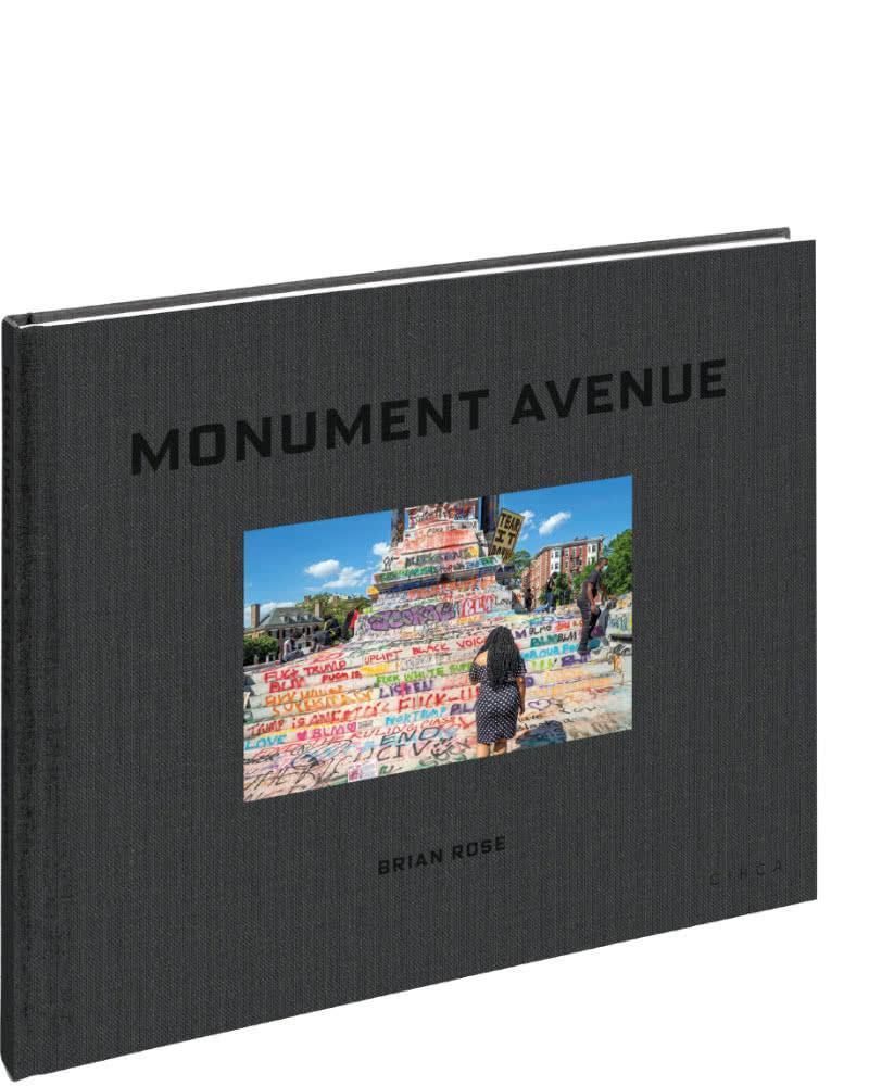 Monument Avenue cover