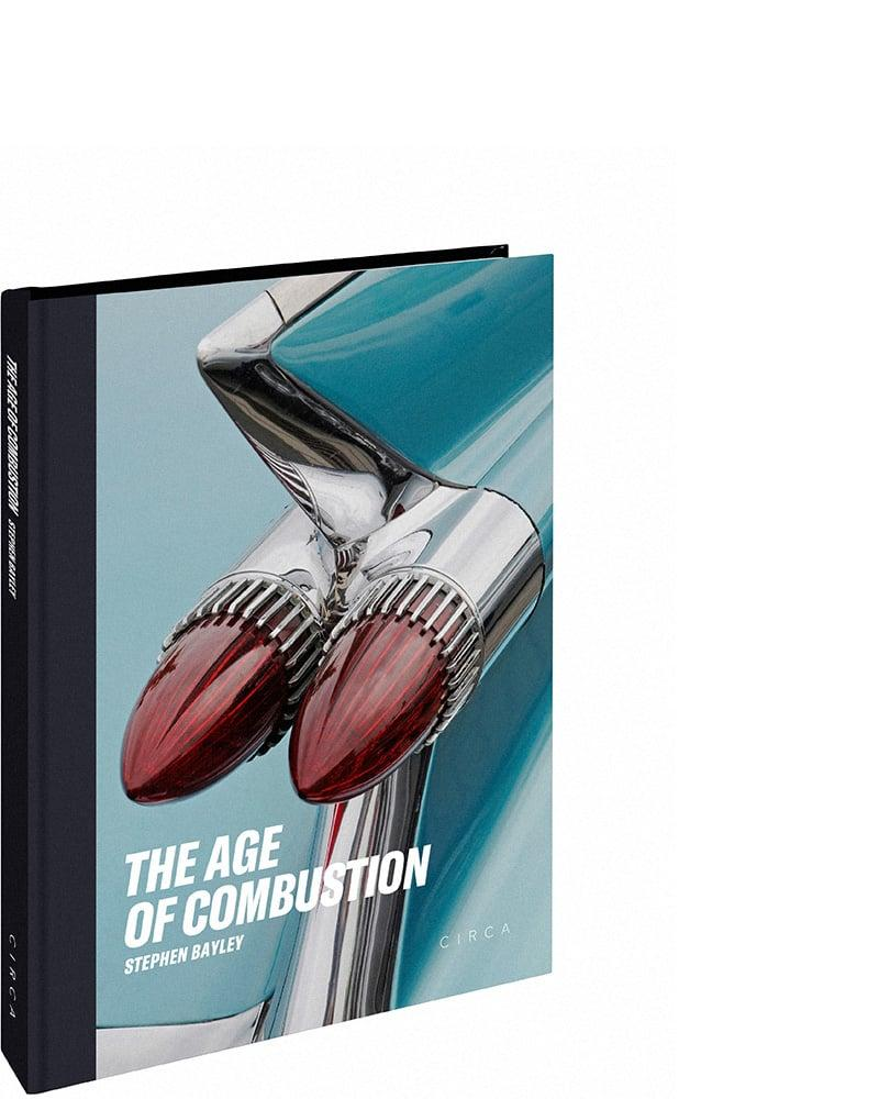 The Age of Combustion cover